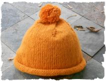 27 - Renee's Rolled Brim Hat